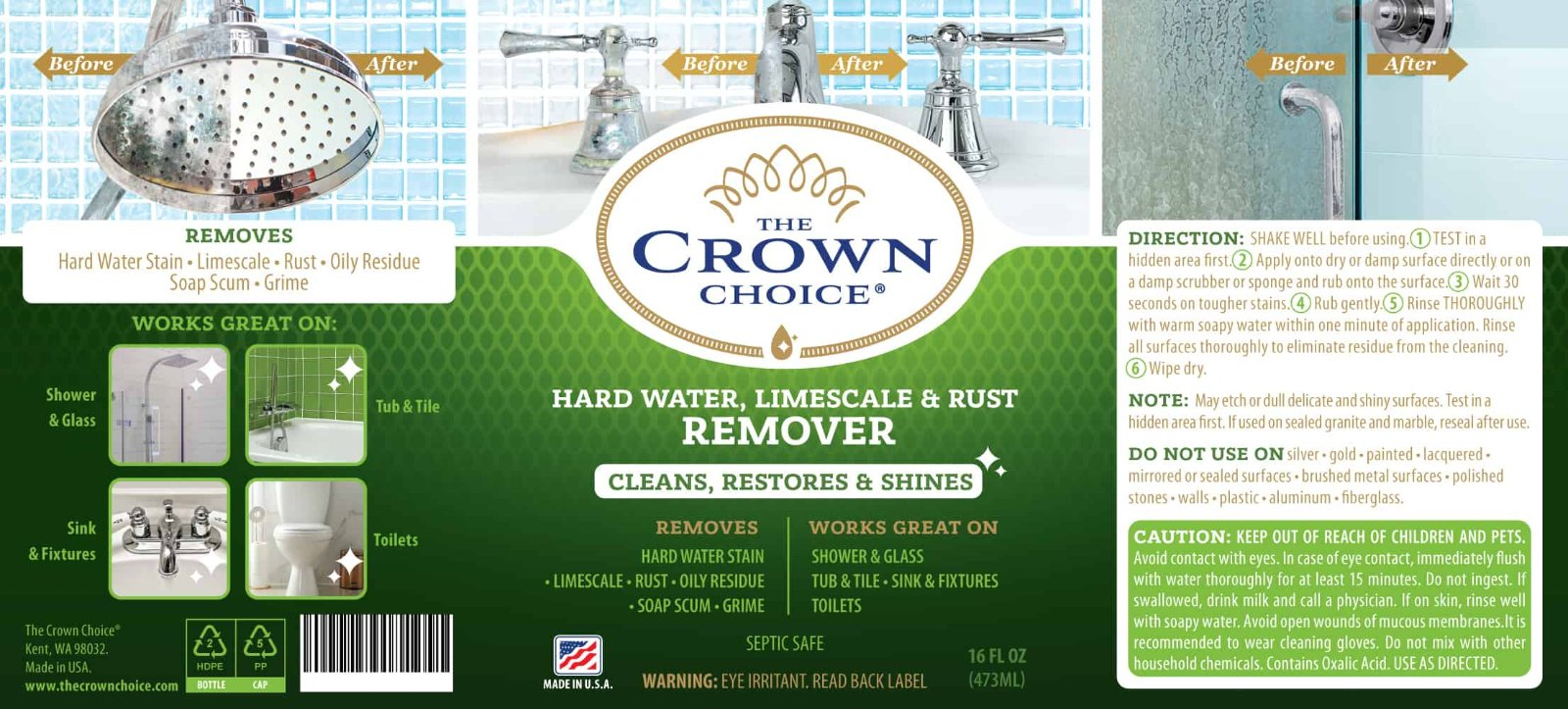 The Best Rust Stain Remover (2021) 4