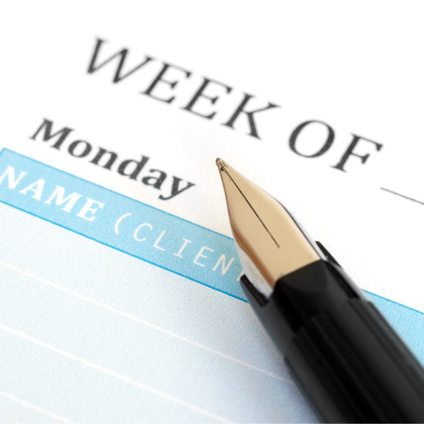 How to Make an Effective Weekly Cleaning Schedule