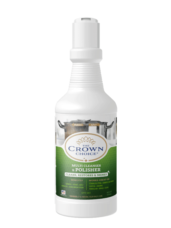 The Best Bar Keepers Friend Cleanser Alternative. The Crown Choice Power Cleanser & Polisher. 1