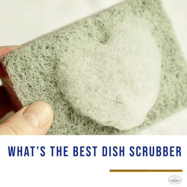 Whats the best dish scrubber