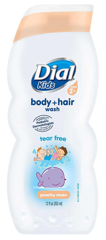 best body wash for kids