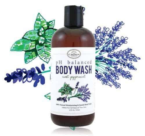 best ph balanced body wash