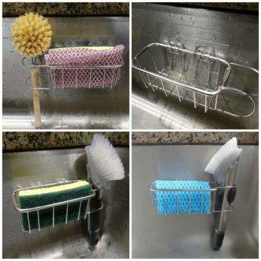 BEST SPONGE HOLDER - for kitchen sink 6