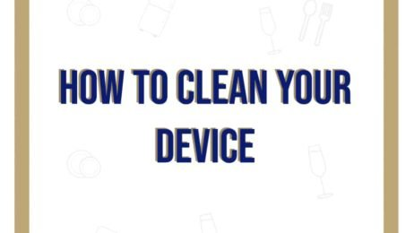 How to Clean Your Device With a Non Scratch Cleaning Cloth Without Damaging it