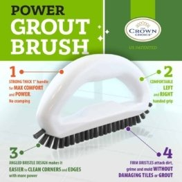 Best tile cleaning brush combo – 4 piece set 9