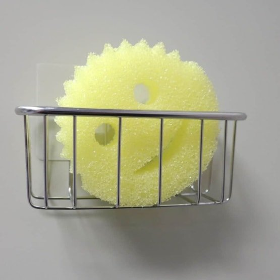 the crown choice sponge holder for kitchen sinks