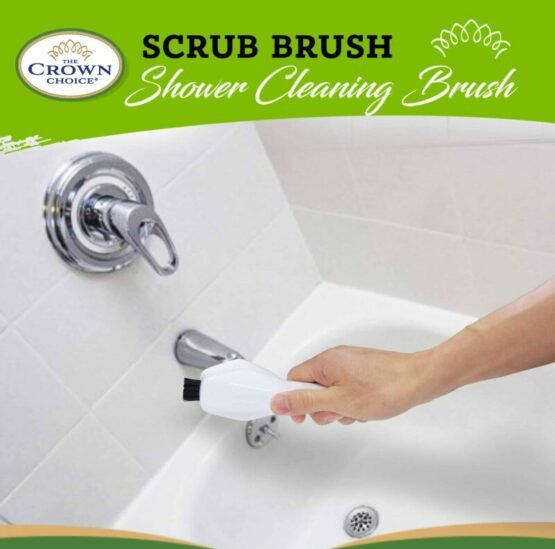 shower scrubber scrub brush