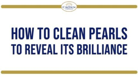 How to Clean Pearls to reveal its brilliance