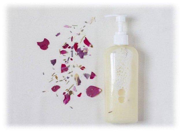natural face wash performance