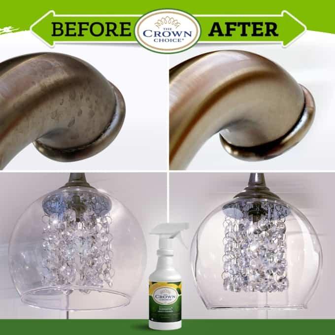 Natural Lemon Zest Multi Cleaner Spray – Essential Oil Lemon Zest Scent 17