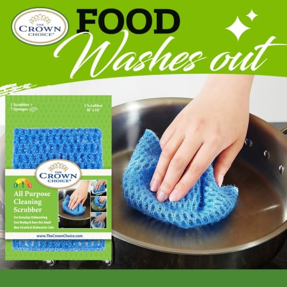 All Purpose Cloth & Hard Water Stain Remover 13