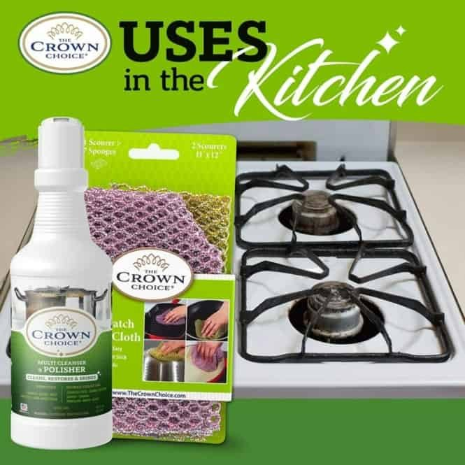 best surface cleaner multipurpose cleaner and non scratch scourer