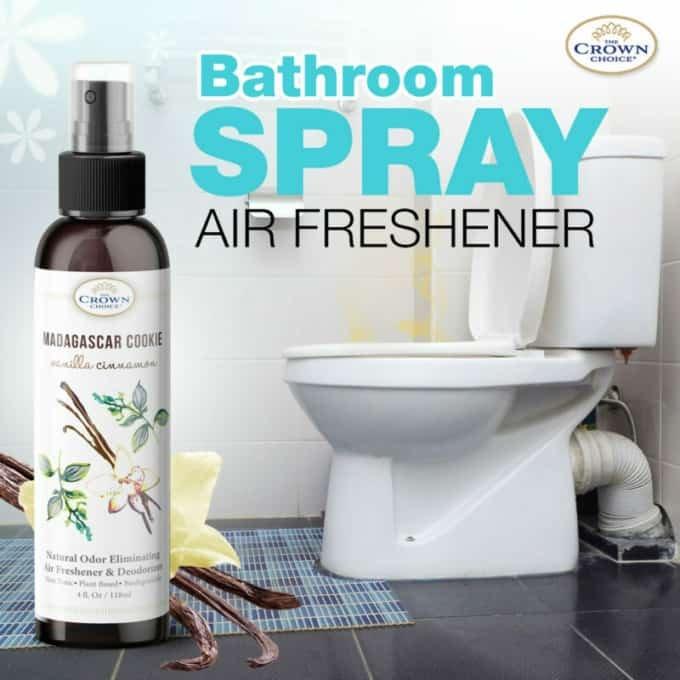 bathroom freshener