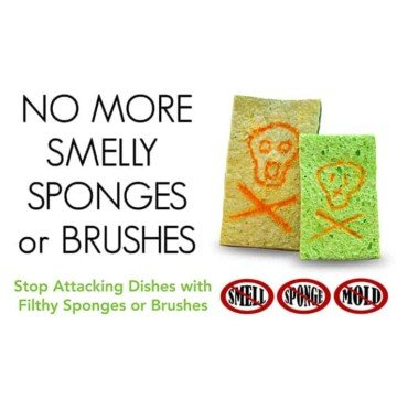 no more smelly sponges square