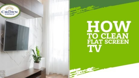 How to Clean Flat Screen TV