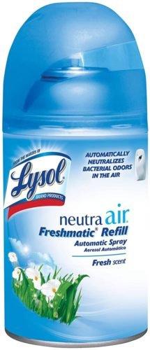 classic lysol aerosol spray can