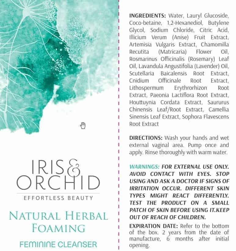 Best Feminine Wash for Sensitive Skin   Natural, Vegan, Herbal 6