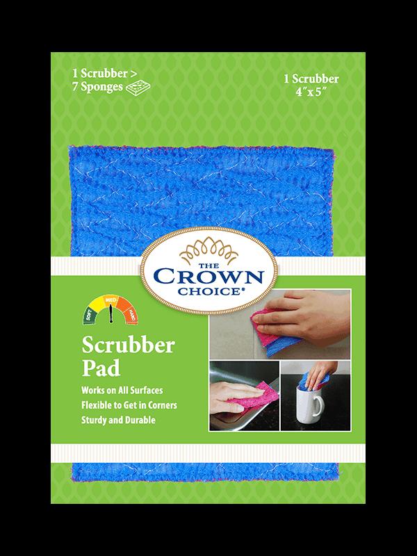 home scrubber pad crown choice