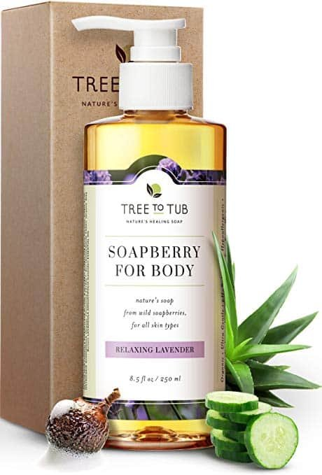 ph balance soap berry for body