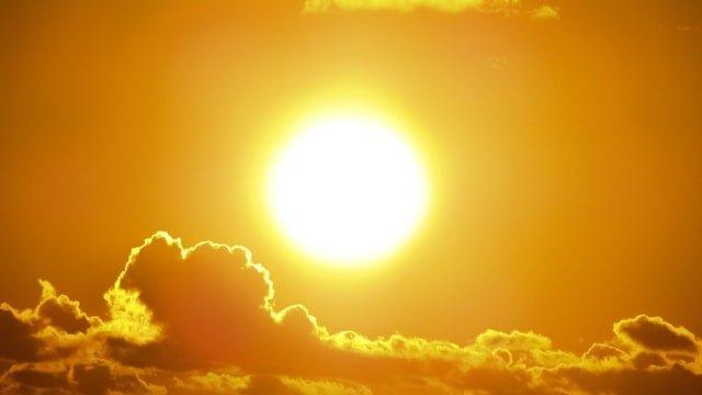 sponge alternative - disinfect with the sun